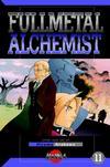 Cover for Fullmetal Alchemist (Bonnier Carlsen, 2007 series) #11