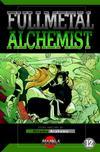 Cover for Fullmetal Alchemist (Bonnier Carlsen, 2007 series) #12