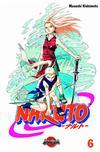 Cover for Naruto (Bonnier Carlsen, 2006 series) #6
