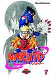 Cover for Naruto (Bonnier Carlsen, 2006 series) #7