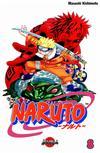 Cover for Naruto (Bonnier Carlsen, 2006 series) #8
