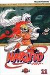 Cover for Naruto (Bonnier Carlsen, 2006 series) #11