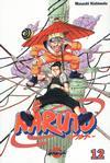 Cover for Naruto (Bonnier Carlsen, 2006 series) #12