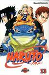 Cover for Naruto (Bonnier Carlsen, 2006 series) #13