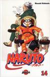 Cover for Naruto (Bonnier Carlsen, 2006 series) #14