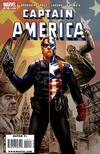 Cover Thumbnail for Captain America (2005 series) #44 [Direct Edition]