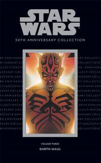 Cover Thumbnail for Star Wars: 30th Anniversary Collection (Dark Horse, 2007 series) #3 - Darth Maul