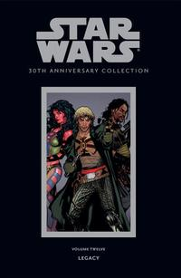 Cover Thumbnail for Star Wars: 30th Anniversary Collection (Dark Horse, 2007 series) #12 - Legacy