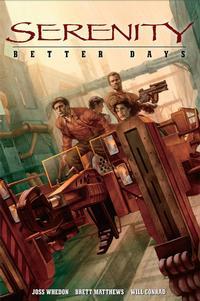 Cover Thumbnail for Serenity (Dark Horse, 2006 series) #2 - Better Days