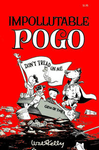 Cover Thumbnail for Impollutable Pogo (Simon and Schuster, 1970 series) #[nn]