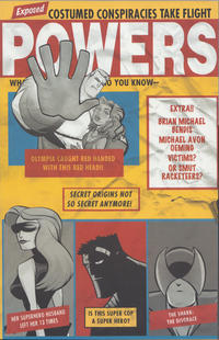 Cover Thumbnail for Powers (Image, 2000 series) #3 - Little Deaths