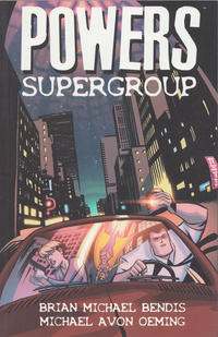 Cover Thumbnail for Powers (Image, 2000 series) #4 - Supergroup