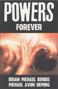 Cover Thumbnail for Powers (Marvel, 2004 series) #7 - Forever