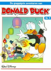 Cover Thumbnail for De grappigste avonturen van Donald Duck (Sanoma Uitgevers, 2003 series) #9