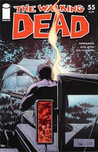 Cover Thumbnail for The Walking Dead (Image, 2003 series) #55