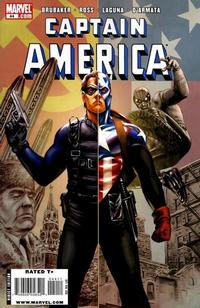 Cover Thumbnail for Captain America (Marvel, 2005 series) #44 [Direct Edition]
