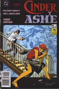 Cover for Cinder y Ashe (Zinco, 1990 series) #3