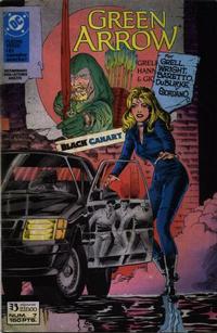 Cover Thumbnail for Green Arrow (Zinco, 1989 series) #7