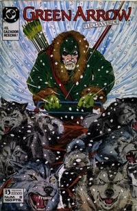 Cover Thumbnail for Green Arrow (Zinco, 1989 series) #8