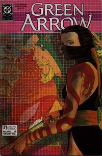 Cover Thumbnail for Green Arrow (Zinco, 1989 series) #9