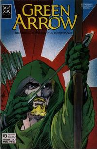 Cover Thumbnail for Green Arrow (Zinco, 1989 series) #10