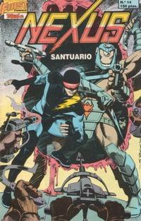 Cover Thumbnail for Nexus (Ediciones B, 1988 series) #14
