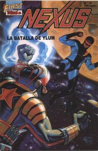 Cover for Nexus (Ediciones B, 1988 series) #15