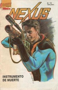 Cover Thumbnail for Nexus (Ediciones B, 1988 series) #16