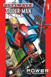 Cover Thumbnail for Ultimate Spider-Man (Marvel, 2002 series) #1 - Power and Responsibility