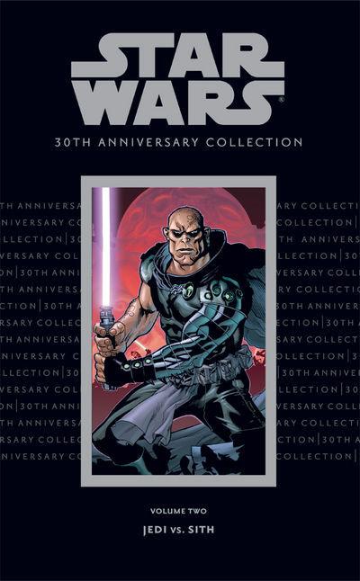 Cover for Star Wars: 30th Anniversary Collection (Dark Horse, 2007 series) #2 - Jedi vs. Sith