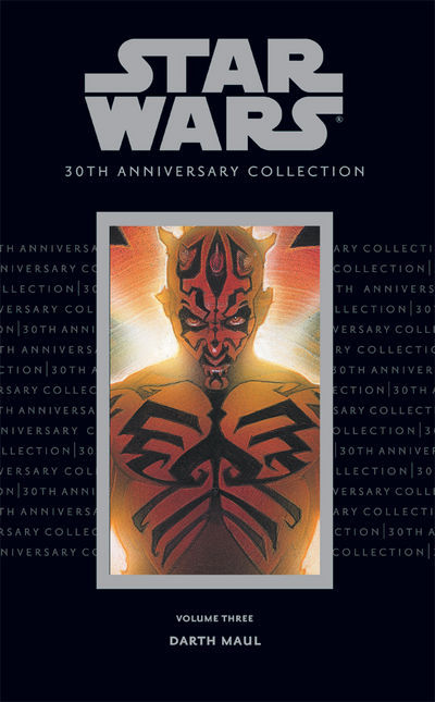 Cover for Star Wars: 30th Anniversary Collection (Dark Horse, 2007 series) #3 - Darth Maul