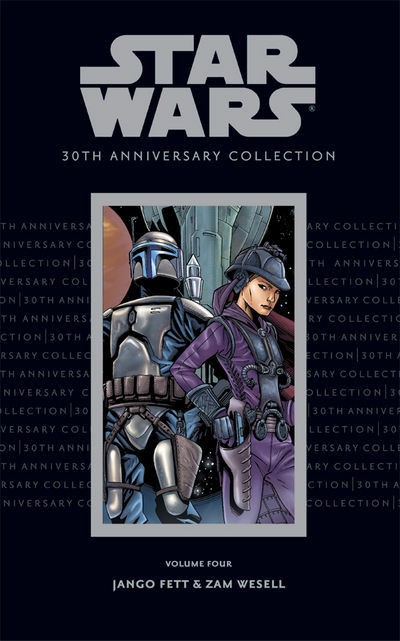 Cover for Star Wars: 30th Anniversary Collection (Dark Horse, 2007 series) #4 - Jango Fett & Zam Wesell