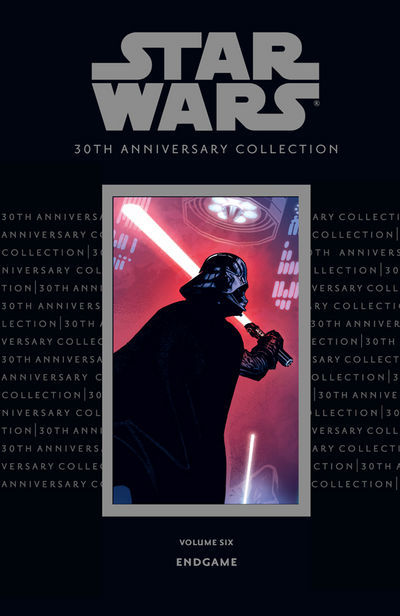 Cover for Star Wars: 30th Anniversary Collection (Dark Horse, 2007 series) #6 - Endgame