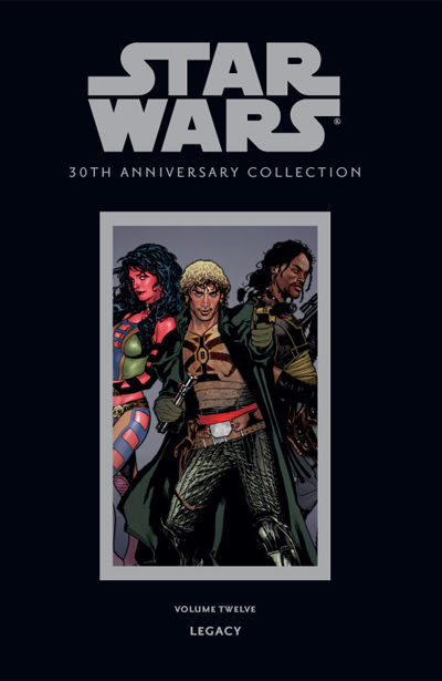 Cover for Star Wars: 30th Anniversary Collection (Dark Horse, 2007 series) #12 - Legacy