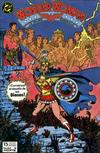 Cover for Wonder Woman (Zinco, 1988 series) #8