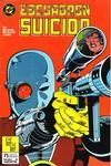 Cover for Escuadrón Suicida (Zinco, 1989 series) #2