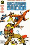 Cover for Escuadrón Suicida (Zinco, 1989 series) #3