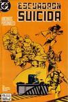 Cover for Escuadrón Suicida (Zinco, 1989 series) #4