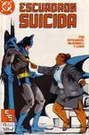 Cover for Escuadrón Suicida (Zinco, 1989 series) #5