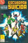 Cover for Escuadrón Suicida (Zinco, 1989 series) #6
