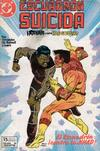 Cover for Escuadrón Suicida (Zinco, 1989 series) #9