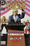 Cover for Escuadrón Suicida (Zinco, 1989 series) #12