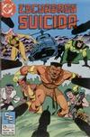 Cover for Escuadrón Suicida (Zinco, 1989 series) #14