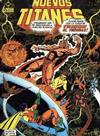 Cover for Nuevos Titanes (Zinco, 1984 series) #6