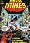 Cover for Nuevos Titanes (Zinco, 1984 series) #7