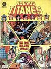 Cover for Nuevos Titanes (Zinco, 1984 series) #8