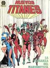 Cover for Nuevos Titanes (Zinco, 1984 series) #9