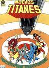 Cover for Nuevos Titanes (Zinco, 1984 series) #10