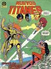 Cover for Nuevos Titanes (Zinco, 1984 series) #11