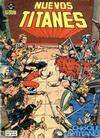 Cover for Nuevos Titanes (Zinco, 1984 series) #12